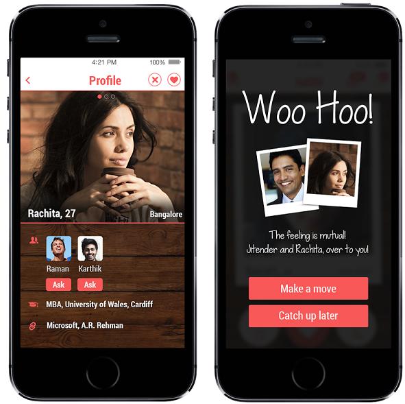 共通項のある相手を探してくれるインド発のマッチングアプリ「woo」が凄い