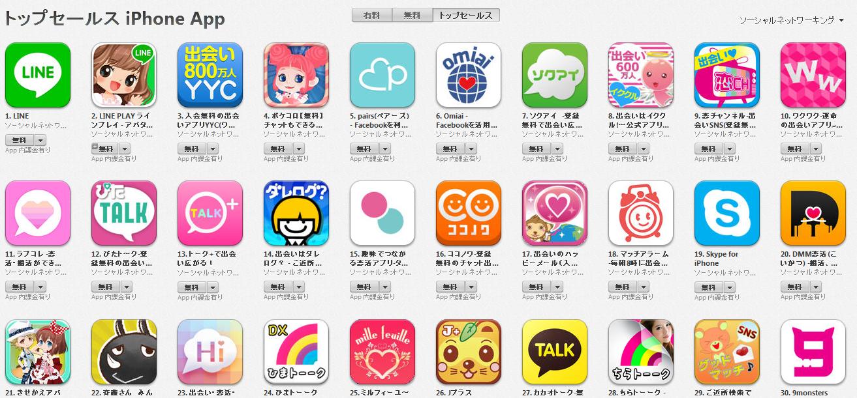 App Store週次ランキング(10/20) ポケコロがトップ5にランクイン